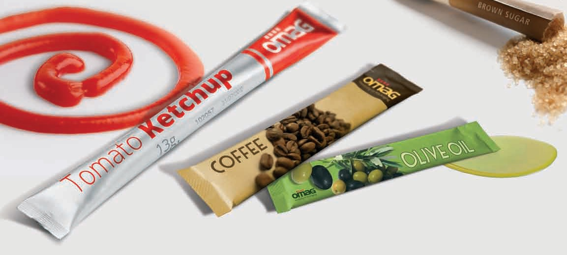 confezionamento prodotti in stick-pack - Macchina CS omag