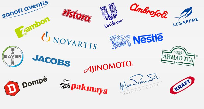 I aziende che hanno scelto le confezionatrici Omag Pack