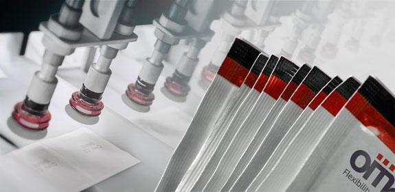 Omag macchine confezionatrici prodotti in bustine